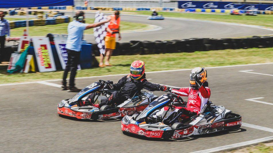 Victoire 24 Heures Open Kart