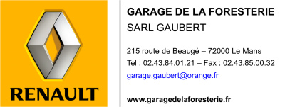 Renault – Garage de la foresterie