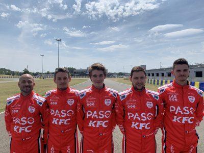 En route pour les 24 Heures Karting 2019